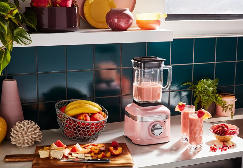 KitchenAid ARTISAN K400 Standmixer 5KSB4026E rosa / silky pink
