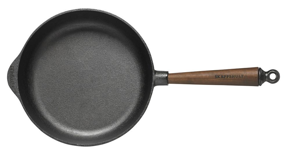 Skeppshult Walnuss Sevierpfanne Gusseisen 28 cm , 0285V, 7317930285067