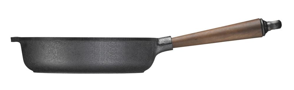 Skeppshult Walnuss Sevierpfanne Gusseisen 25 cm , 0250V , 7317930250065