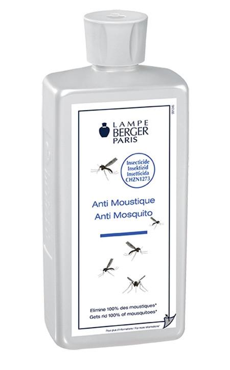 Lampe Berger Parfum 500ml Anti-Moustique | Anti Mosquito
