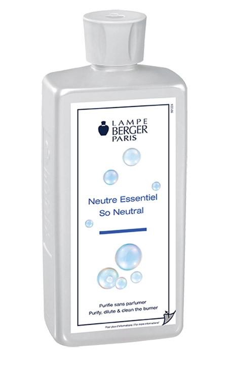 Lampe Berger Parfum 1000ml Neutre Essentiel | So Neutral