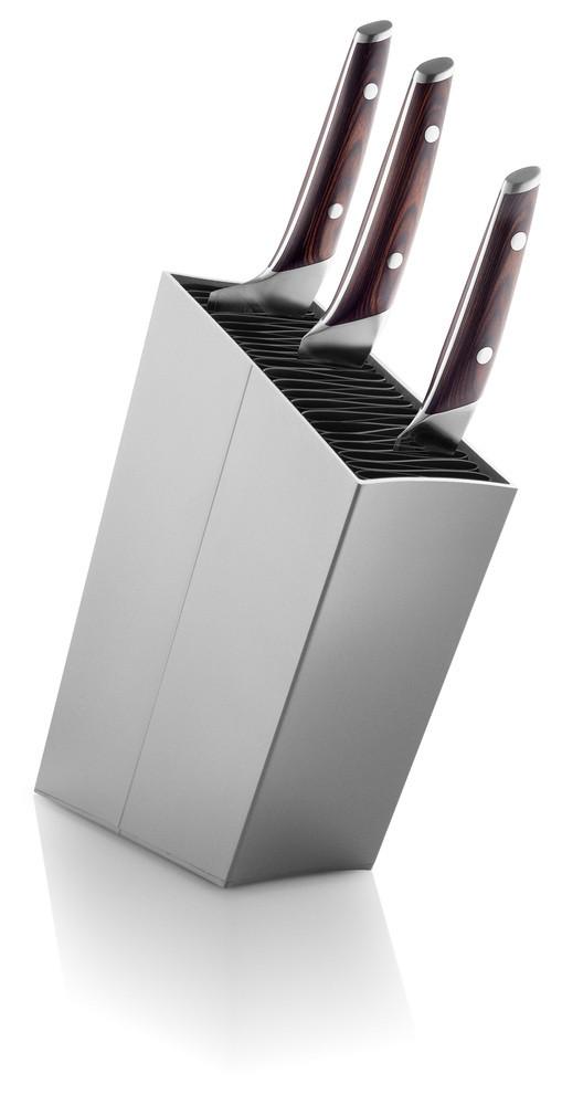 eva solo - Messerblock schräg/grau, 515280, 5709296009999