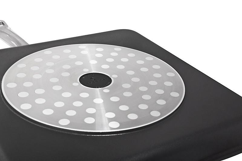 Le Creuset Aluminium-Grillpfanne, antihaft 28 cm