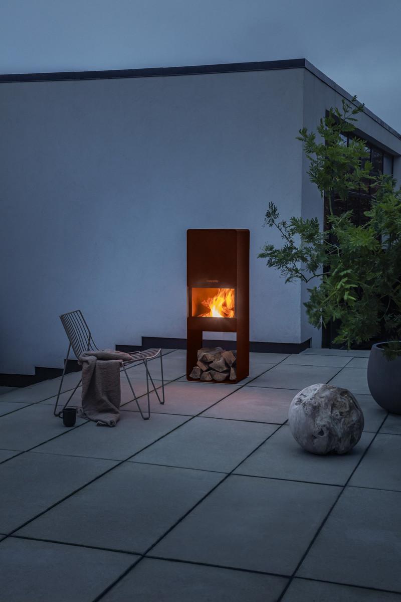 eva solo - FireBox Gartenkamin, 571137, 5706631197588