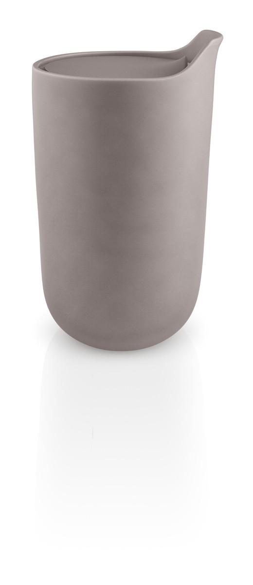 Eva Solo Isolierbecher aus Keramik 0,28L Grey, 575001, 5706631201643