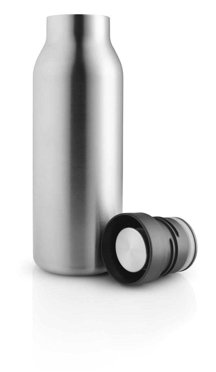 Eva Solo Urban Isolierflaschen 0,5L Black, 575030, 5706631201742