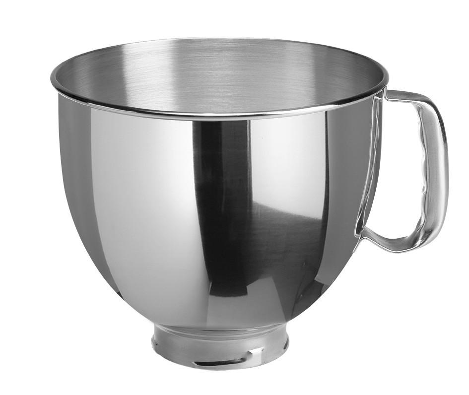 4,8 Liter Edelstahlschüssel