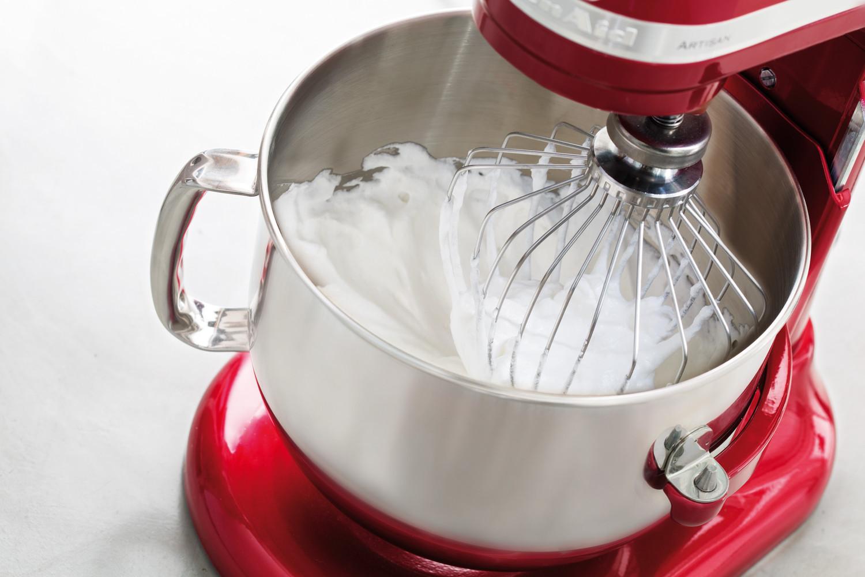 KitchenAid Ersatz-Schneebesen für Küchenmaschine mit Schüsselheber