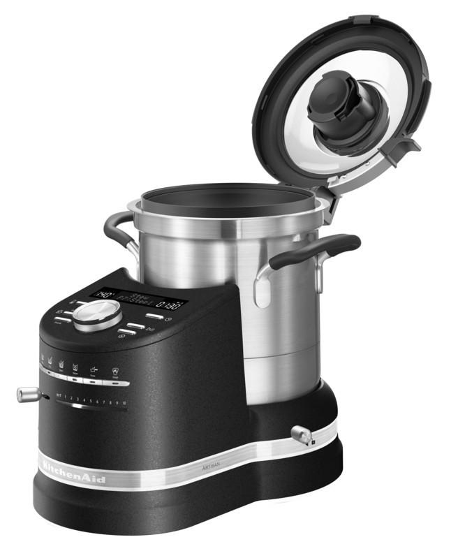 KitchenAid Artisan Cook Processor Gusseisen