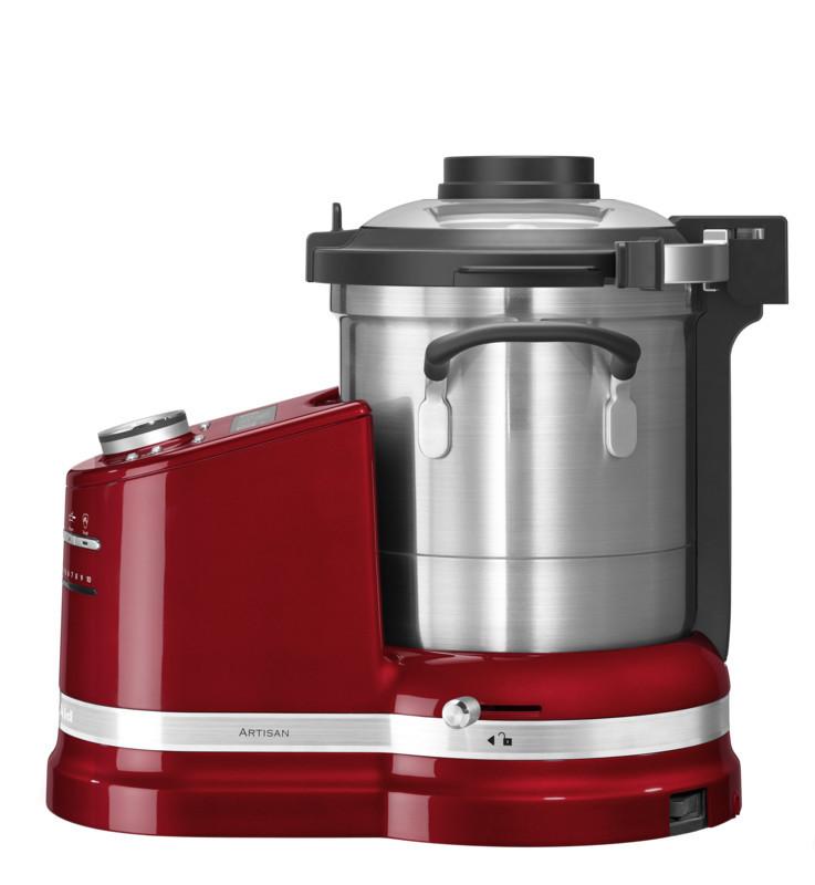 KitchenAid Artisan Cook Processor Liebesapfelrot 5KCF0104ECA/4
