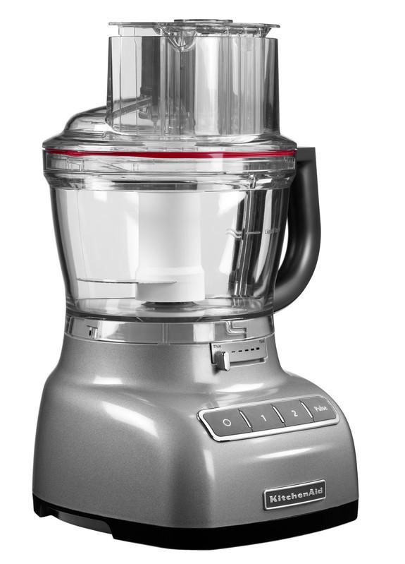 KitchenAid Food Prozessor 3,1 l contur-silber
