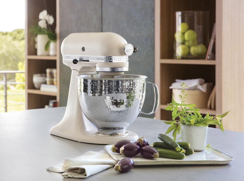 Küchenmaschine Artisan KitchenAid 5KSM156HMEFL