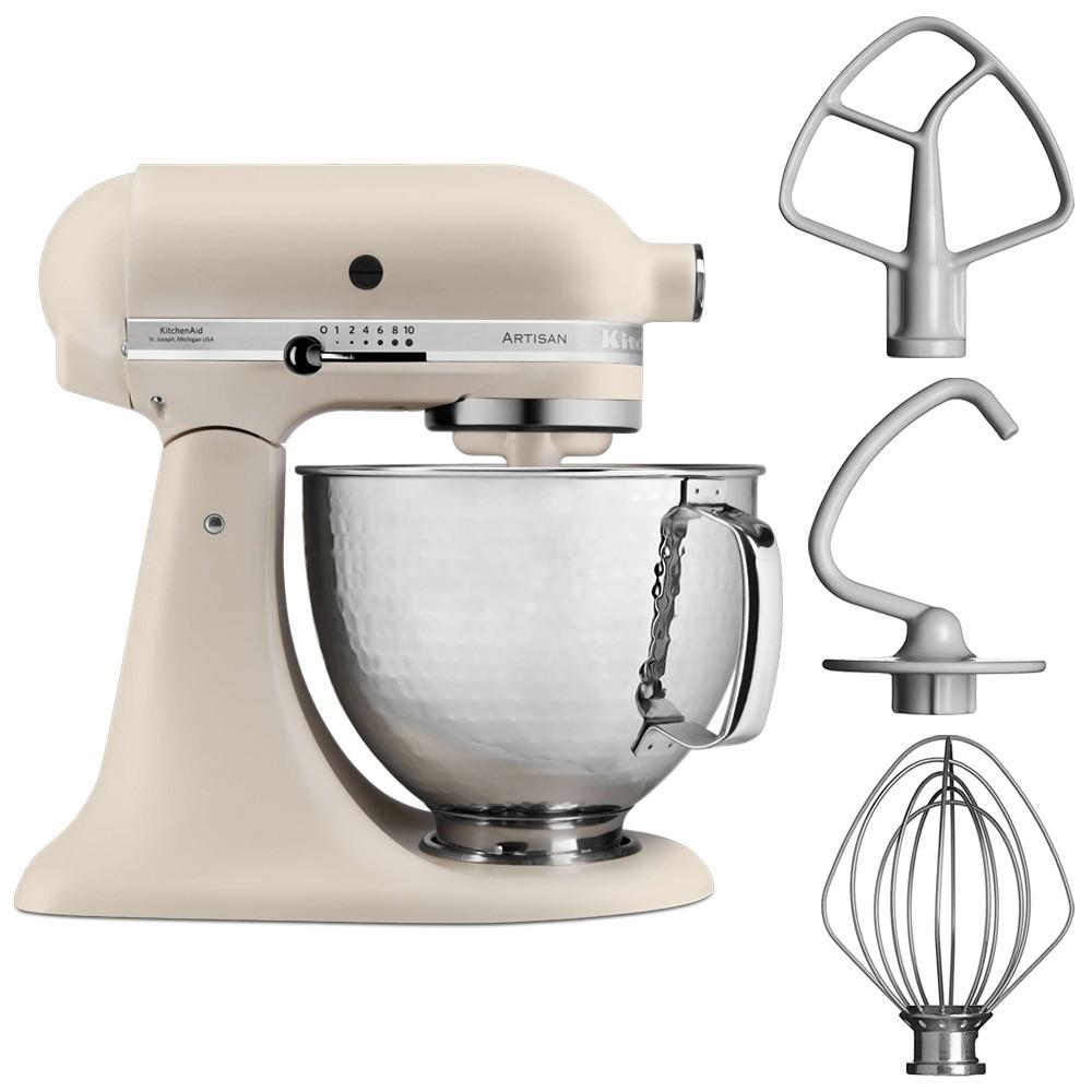 KitchenAid Artisan Küchenmaschine fresh linen 5KSM156HMEFL Edition 4,8l