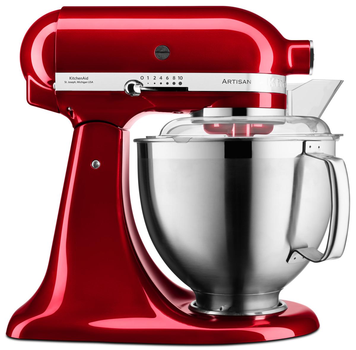 KitchenAid Küchenmaschine 185PS mit Standardzubehör