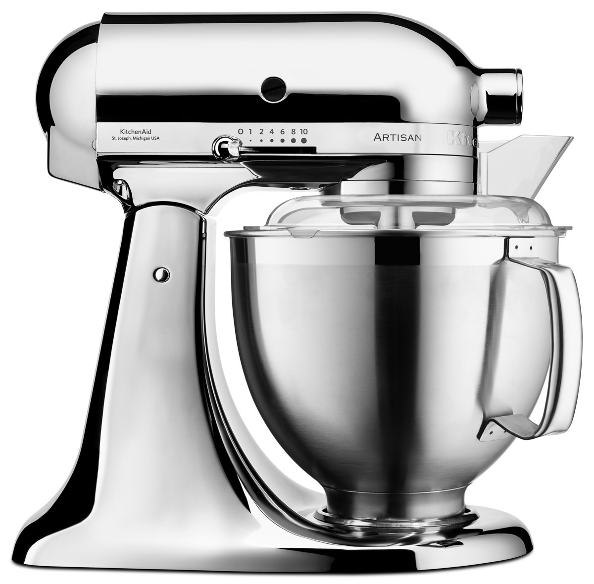 KitchenAid Küchenmaschine 5KSM185PS Premium Edition