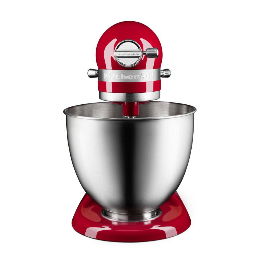 KitchenAid Küchenmaschine 3,3-L-Mini empire rot