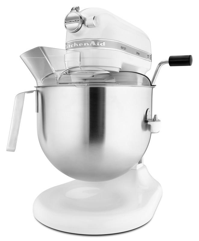 KitchenAid Küchenmaschine 6,9l weiß 5KSM7591XEWH