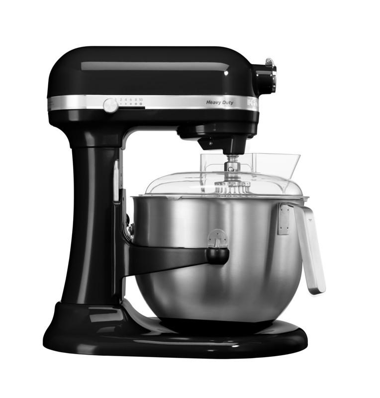 KitchenAid Küchenmaschine 6,9l onyx black 5KSM7591XEOB
