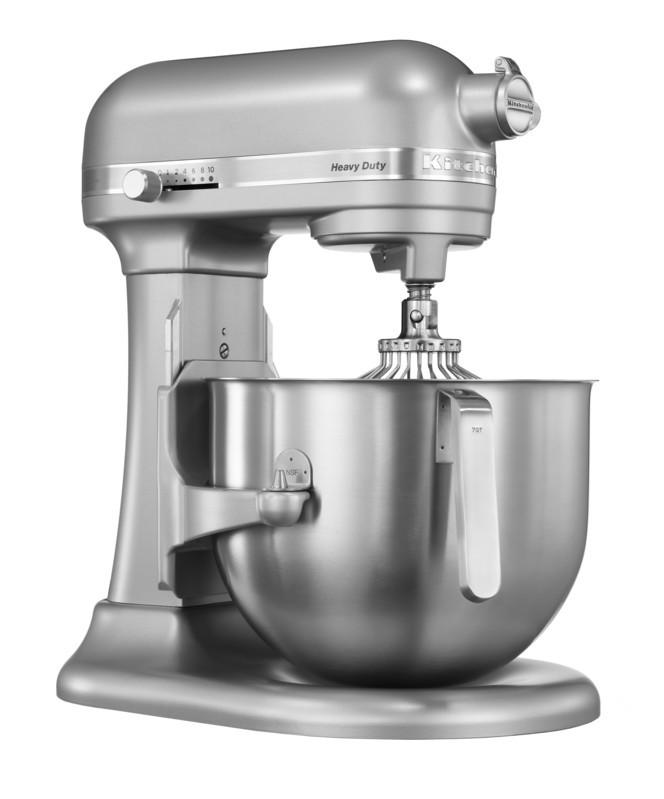 KitchenAid Küchenmaschine 6,9l Silber 5KSM7591XEOB