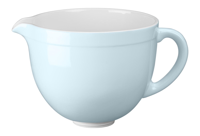 KitchenAid Keramikschüssel 4,8l Gletscherblau