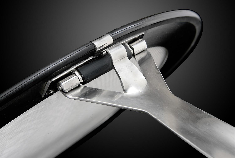 Le Creuset Pfannen-Spritzschutz 20-24 cm