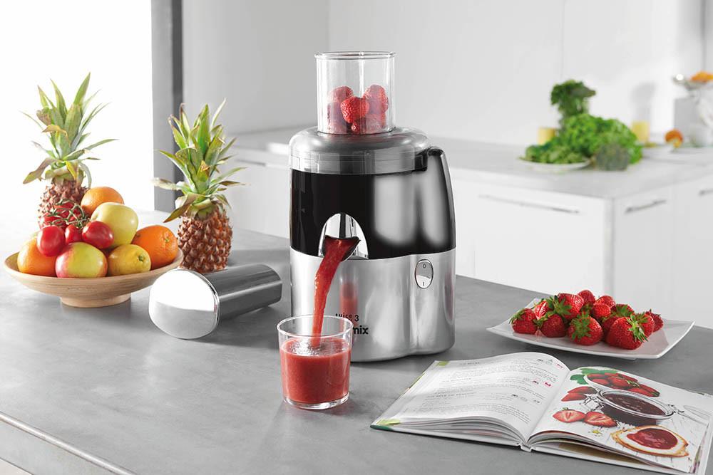Magimix Juice Expert 3 - Erdbeersaft