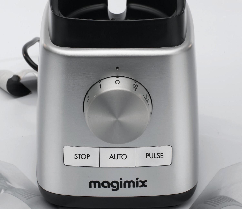 Magimix Blender chrom matt