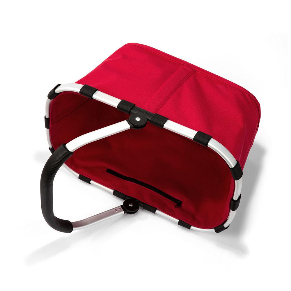 Reisenthel Carrybag Rot - Einkaufskorb 22 Liter