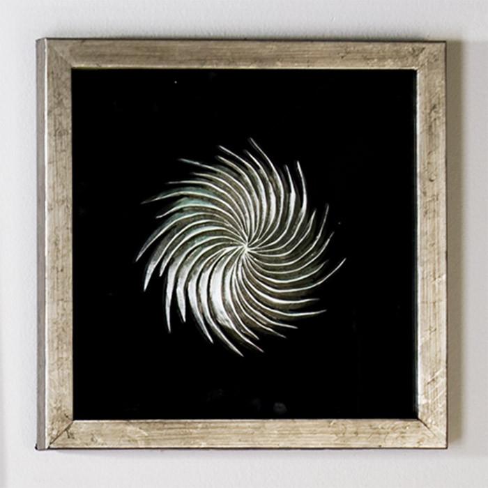 """Casablanca Wandbild """"Prime"""" aus Holz und Glas - Bild B"""