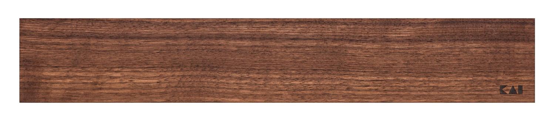 KAI Holz-Magnetleiste Walnuss