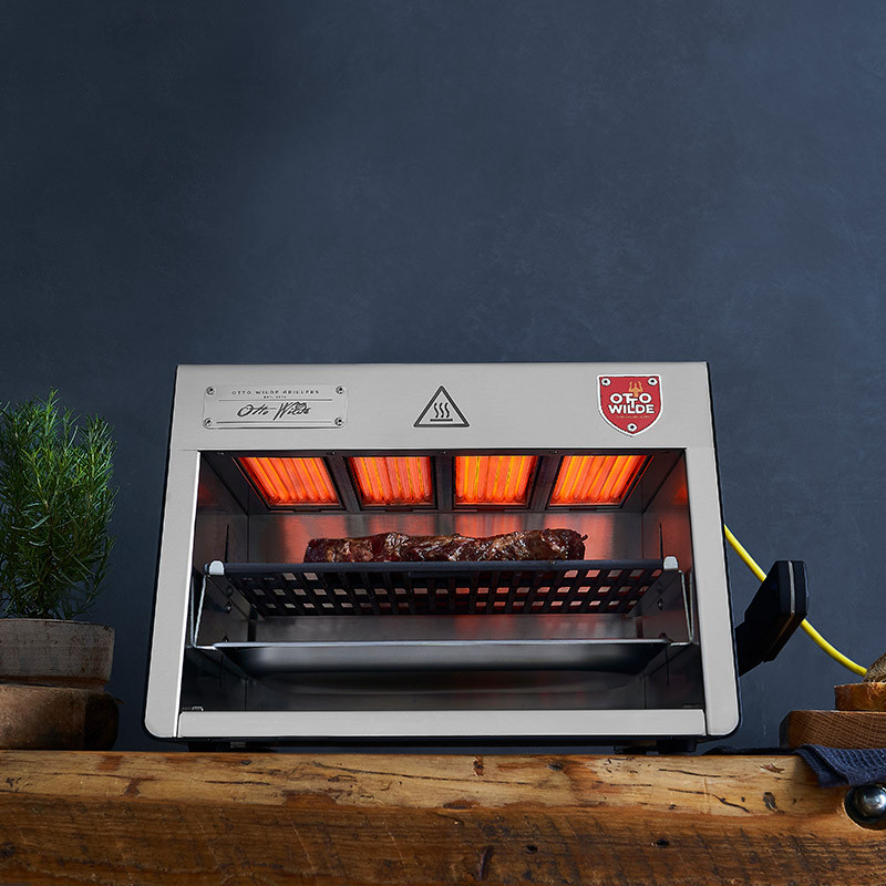 Grill mit E-Top Emotion
