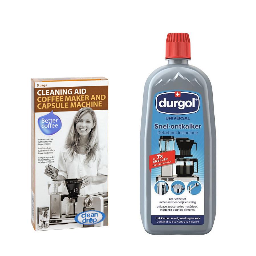 Reinigungsmittel & Entkalker