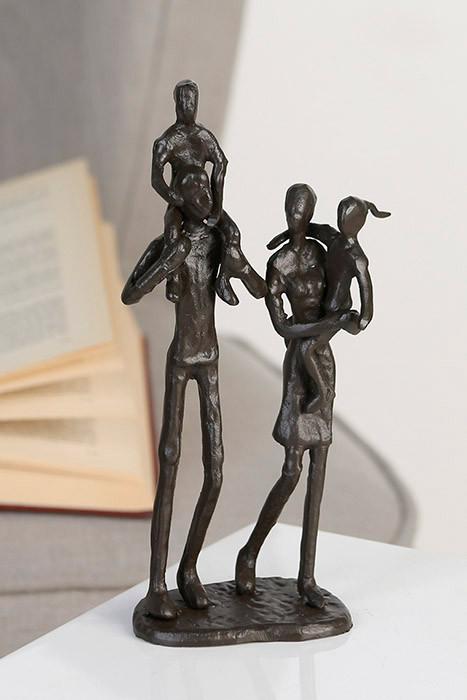 "Casablanca Skulptur ""Family"" - Deko & Geschenke - Liebe, Familie, Freundschaft"
