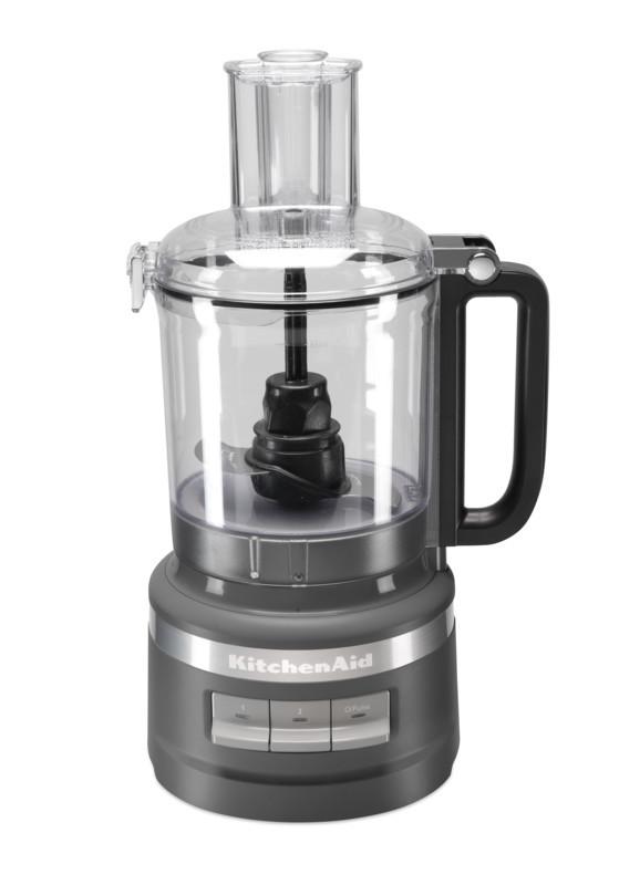 KitchenAid Foodprocessor 2,1 Liter dunkelgrau
