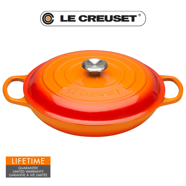 Le Creuset Signature Gourmet-Profitopf 30 cm