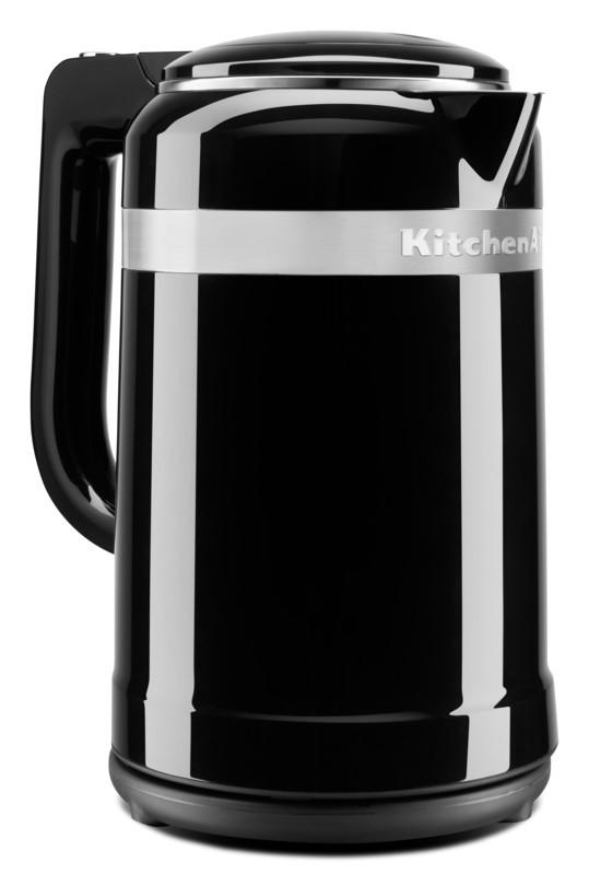 KitchenAid Design Wasserkocher 1,5 schwarz