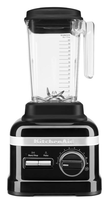 KitchenAid Standmixer High Performance schwarz 5KSB6061EOB