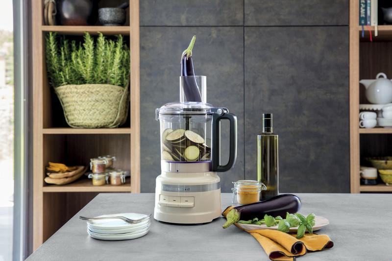 KitchenAid Foodprocessor 2,1 L creme  NEU