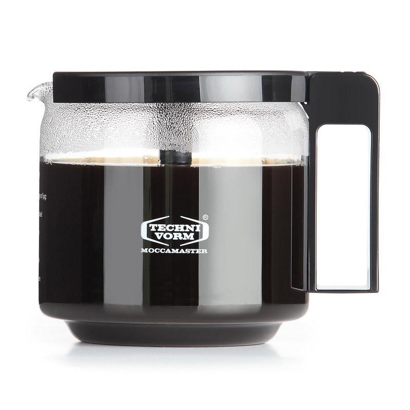Moccamaster Kaffeemaschine KBG Select Pastellblau Kaffeekanne