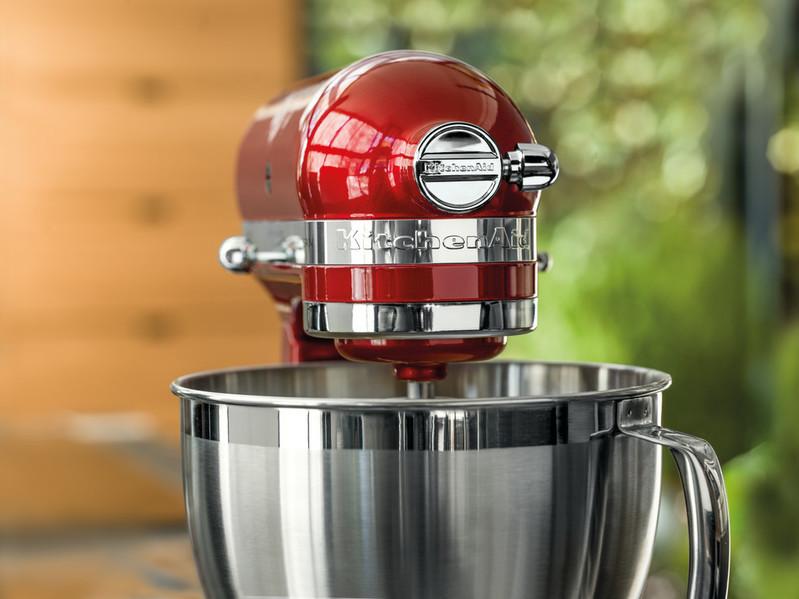 KitchenAid Küchenmaschine 5KSM185PS liebesapfelrot