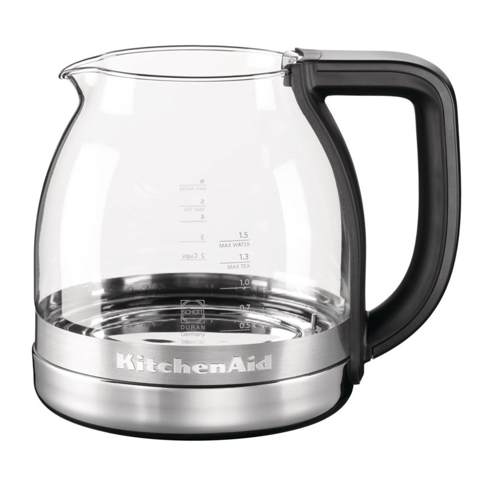 1,5-Liter-Glaskanne KitchenAid ARTISAN-Teekocher