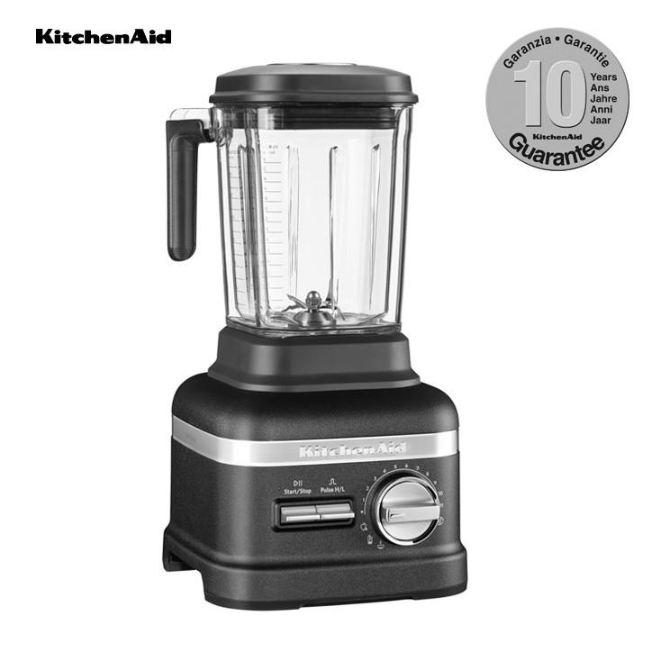 KitchenAid ARTISAN Power Plus Blender/Standmixer Gusseisen-Schwarz