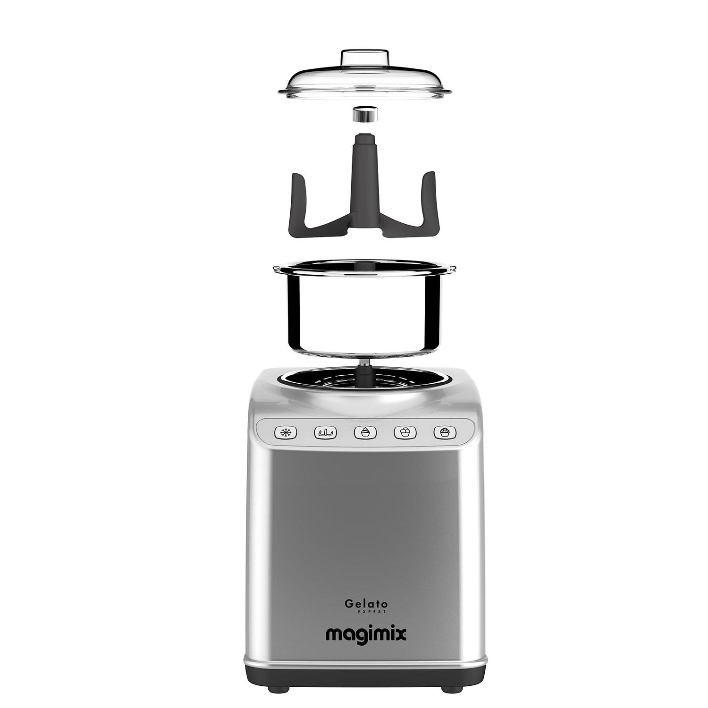 Magimix Eismaschine Gelato Expert Lieferumfang