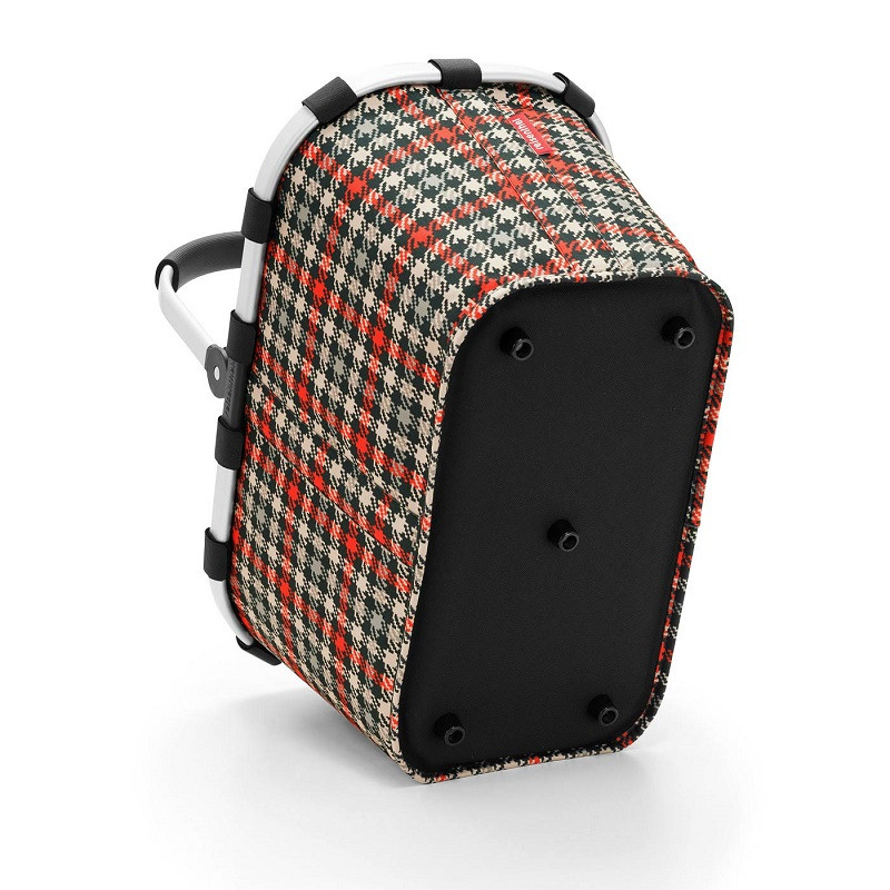 reisenthel® Carrybag Einkaufskorb 22l BK3068 Glencheck red
