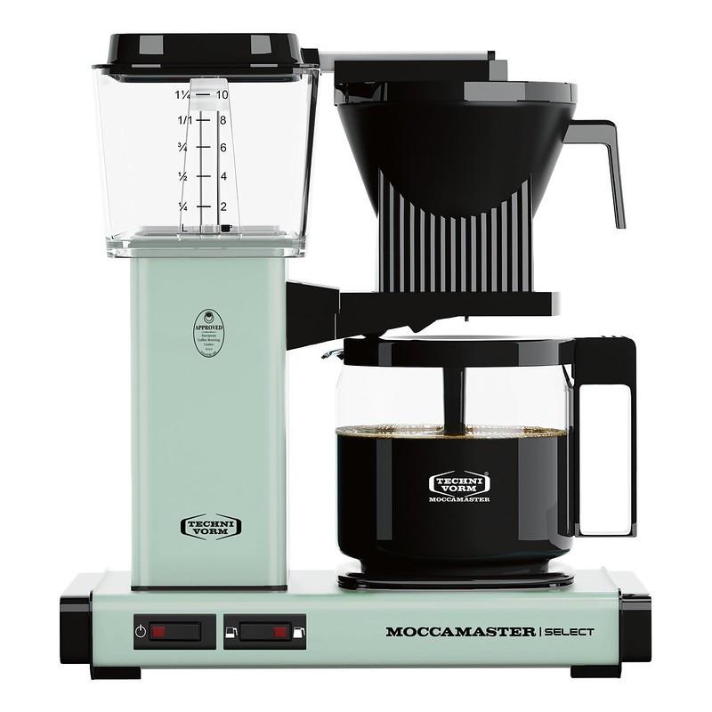 Moccamaster Kaffeemaschine KBG Select Pastellgrün