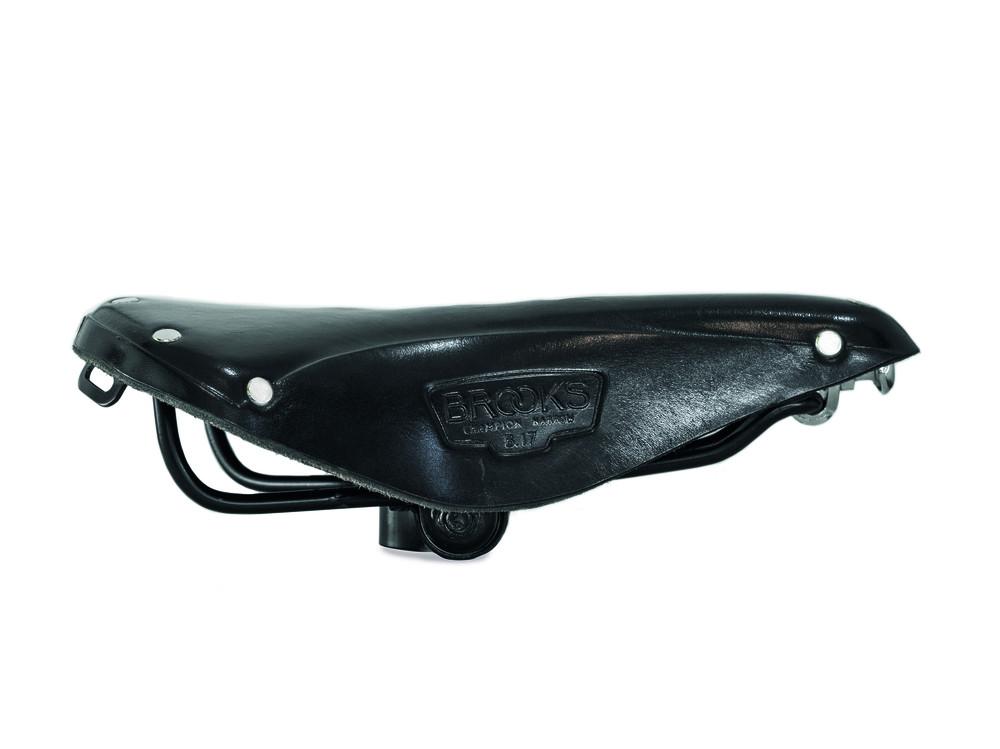 Brooks-Sattel aus Leder für das NOHrD Bike, 22.202, 4260263015609