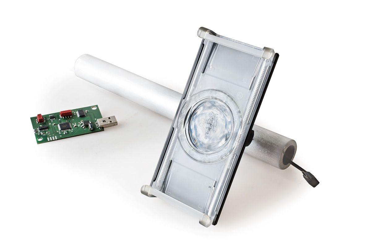 NOHrD Elektronisches Trainingsleitsystem Slim Beam, 15.236, 4260263014107