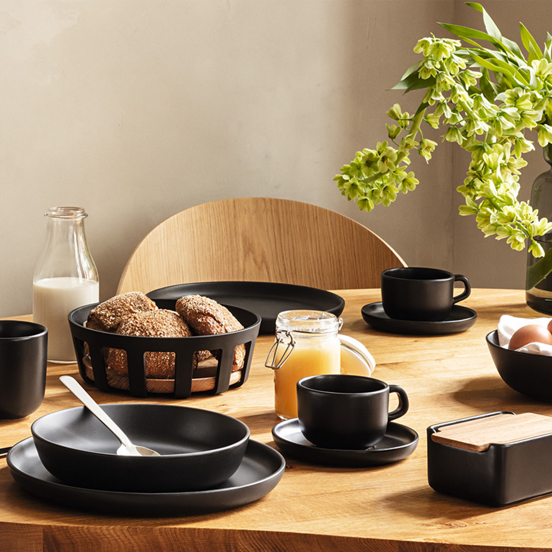 Eva Solo Nordic Kitchen Brotkorb, 520437, 57066331209526