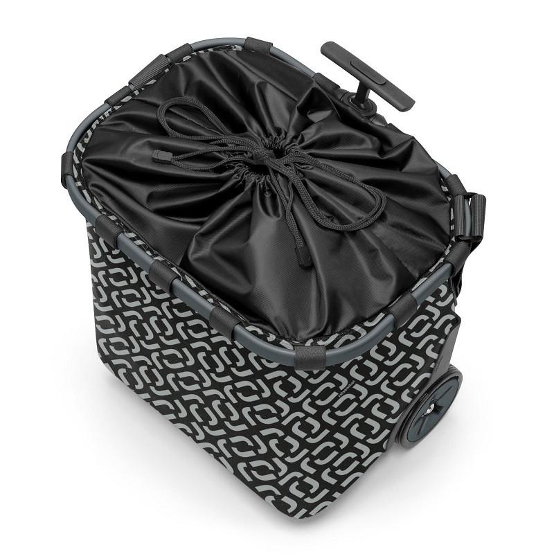 reisenthel® carrycruiser 40l OE 7054 frame signature black