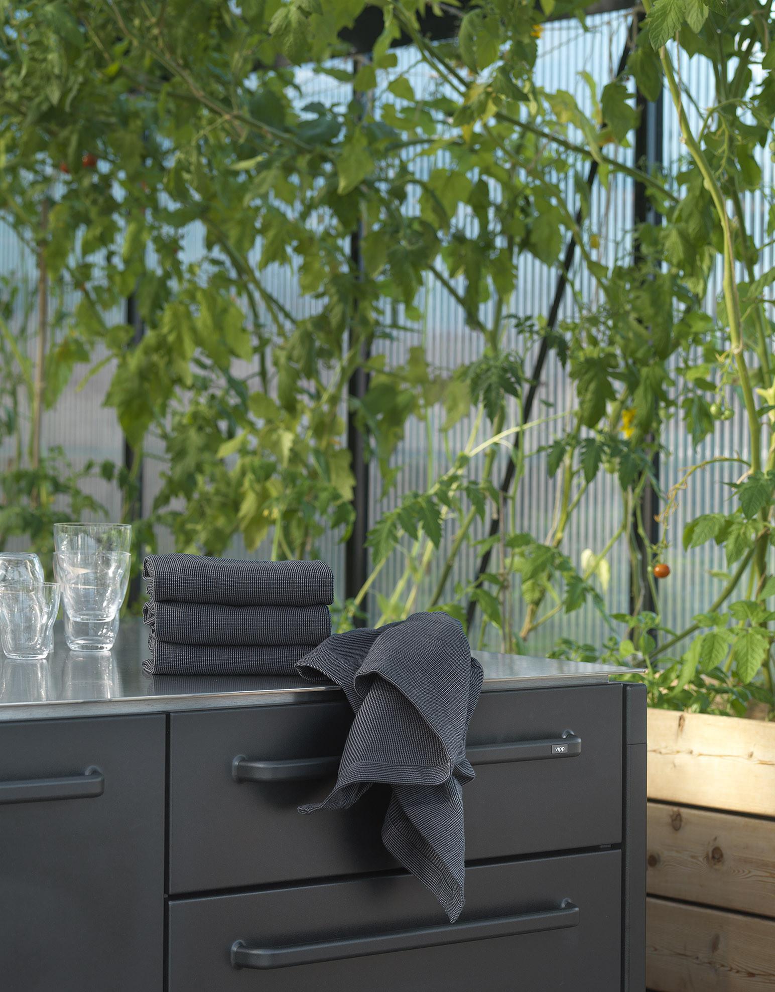 vipp Tea Towel Set VIPP121, 12104, 5705953163264